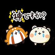 しろたさんとれさ丸7【赤ちゃん編】