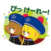 LINE POP×ルルロロ