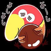 ゆるっとキョロちゃん第2弾