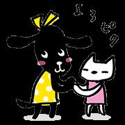 おめかし犬ピクとニック ver.4