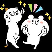 タマ川 ヨシ子(猫)第14弾×ゆるくま
