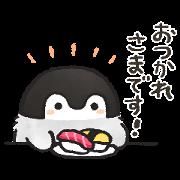 LINEデリマ×コウペンちゃん
