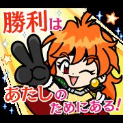 LINE レンジャー×スレイヤーズコラボ