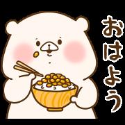 ともだちはくま × ミツカン