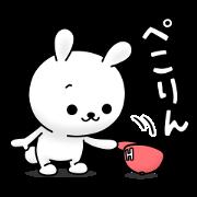 ひねくれうさぎ × LINEショッピング