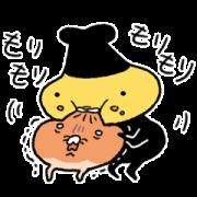 テンプラニンジャ&サムライ パンと一緒