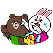 LINE無料スタンプ | LINE Characters: Soccer fever (1)