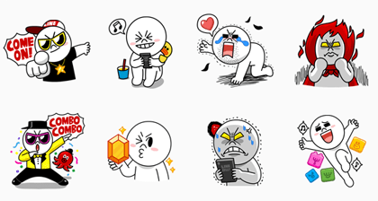 LINE無料スタンプ | LINE JELLY (2)
