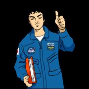 LINE無料スタンプ | 宇宙兄弟 第2弾 (1)