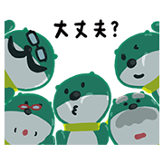 LINE無料スタンプ | 三井住友銀行キャラクタースタンプ 第4弾 (1)